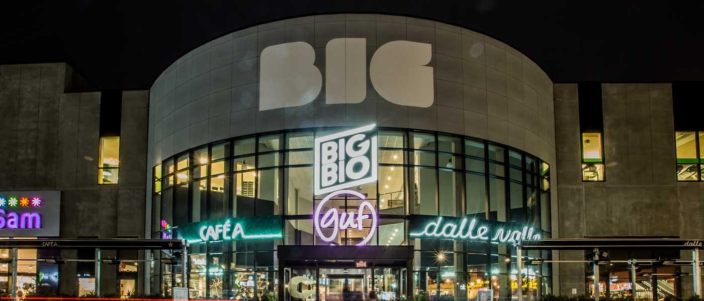 BIG Shopping Center Herlev